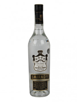 Vodka Smirnoff Black 0.70